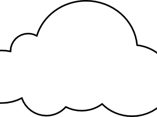 Printable template acur lunamedia. Dream clipart cloud shape