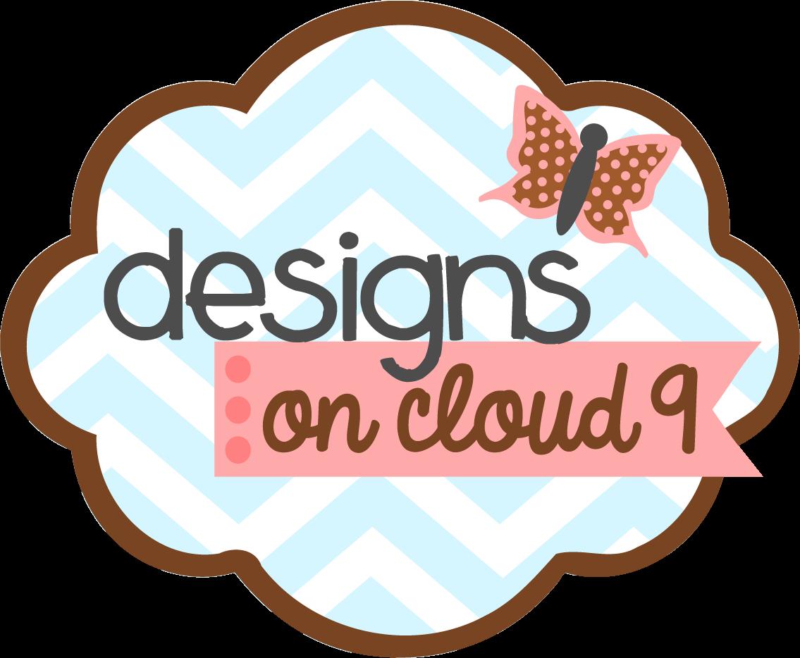 Cloud clipart scrapbook. Designs on the shop