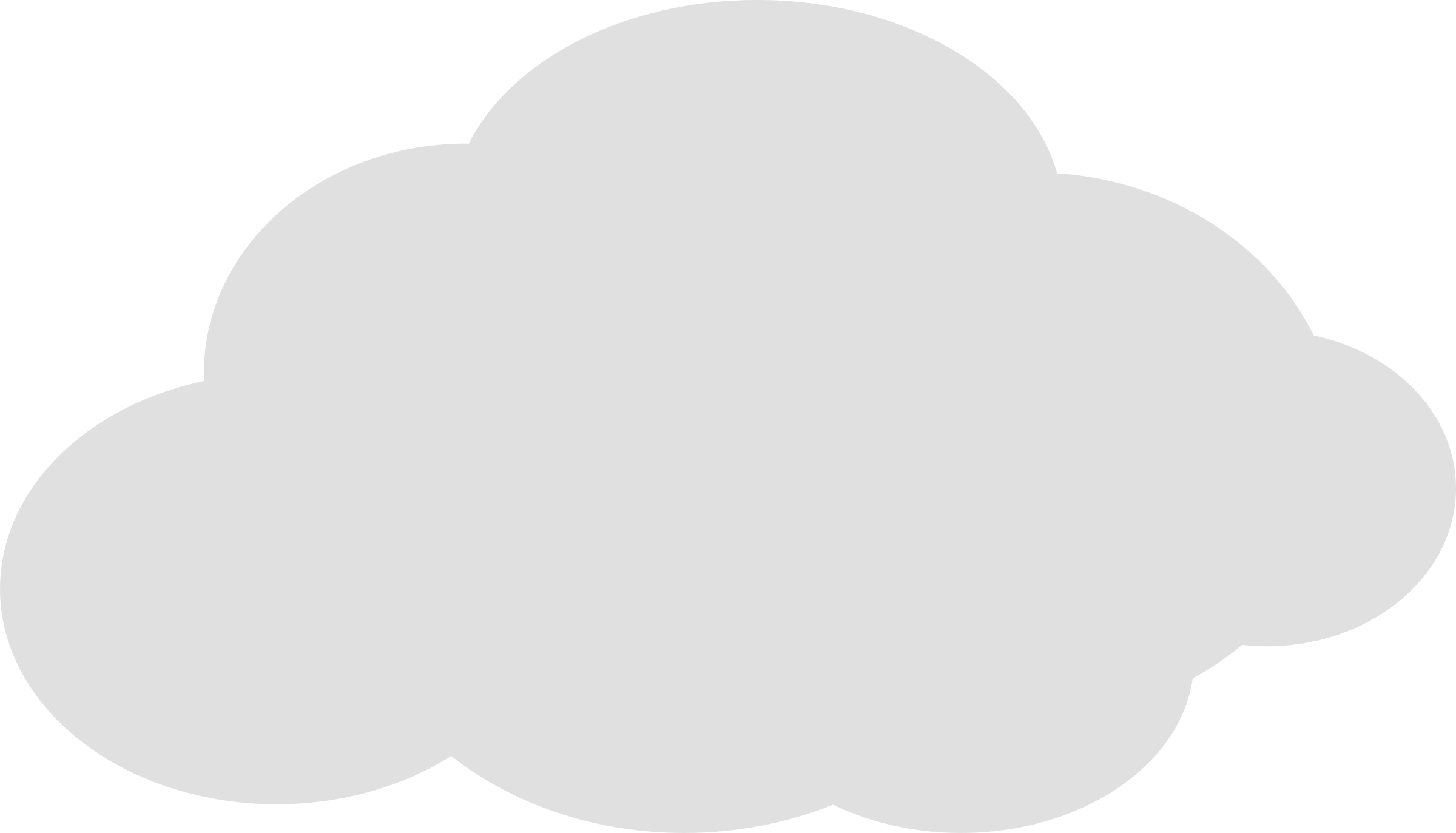 Cloud clipart simple. Icon big image png