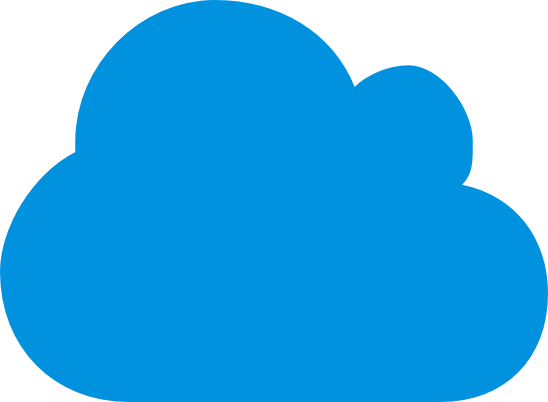Cloud icon png. Tista cloudicon