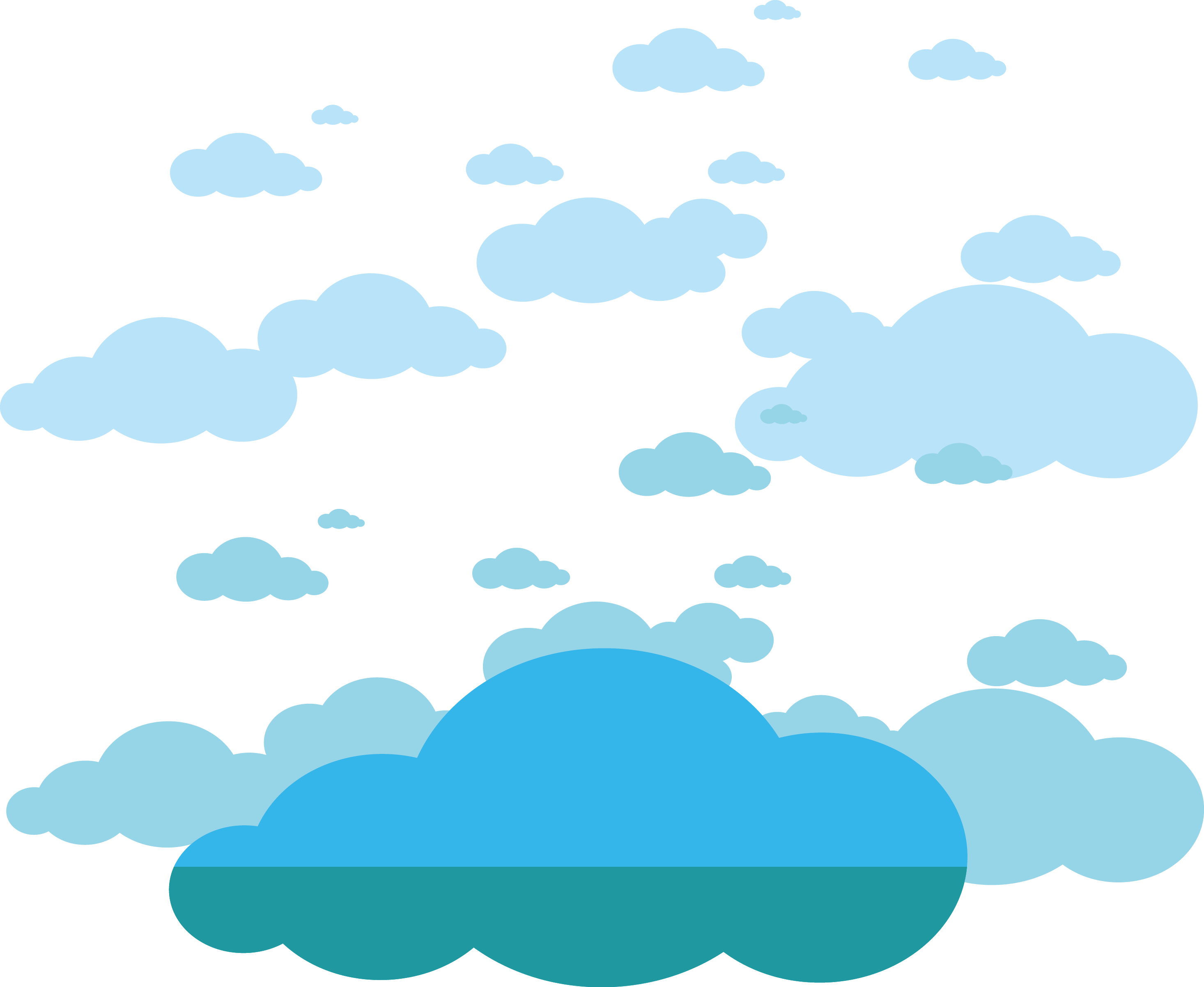 Clouds material transprent free. Cloud vector png