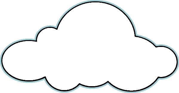 Clip art at clker. Clouds clipart
