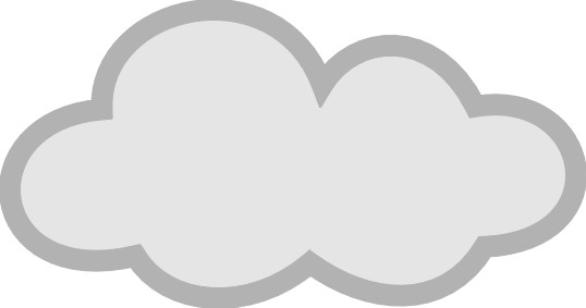 Cloud cliparts for you. Clouds clipart bmp