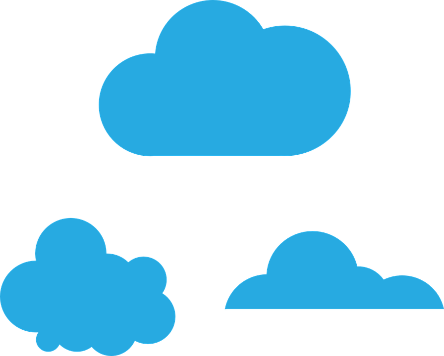 Domain colored cloud free. Clouds clipart conversation