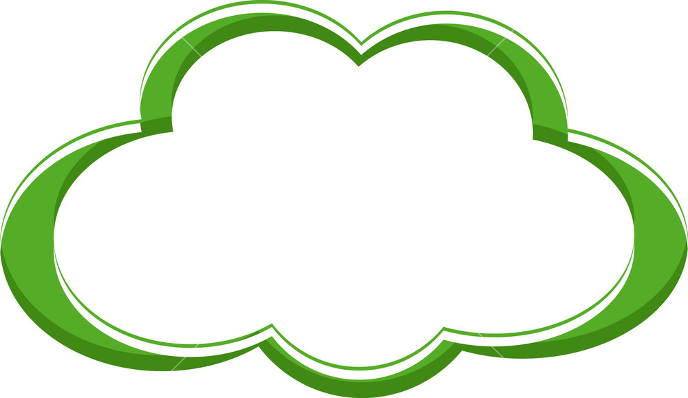Clouds clipart frame. Cloud borders free download