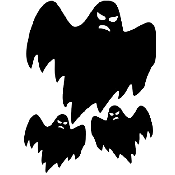 collection of spooky. Witch clipart creepy