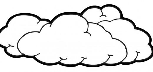 clouds clipart logo