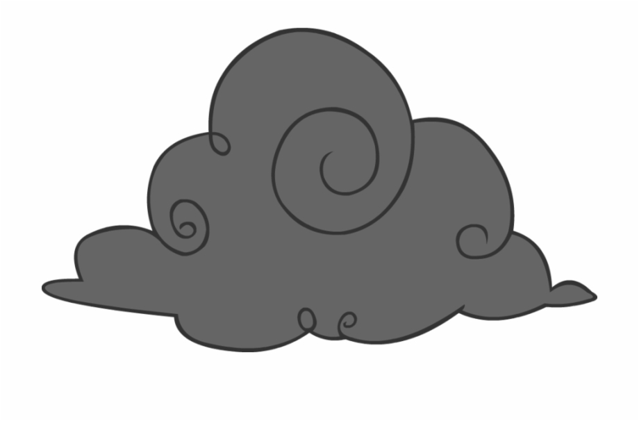 Clouds png images dark. Cloudy clipart storm cloud