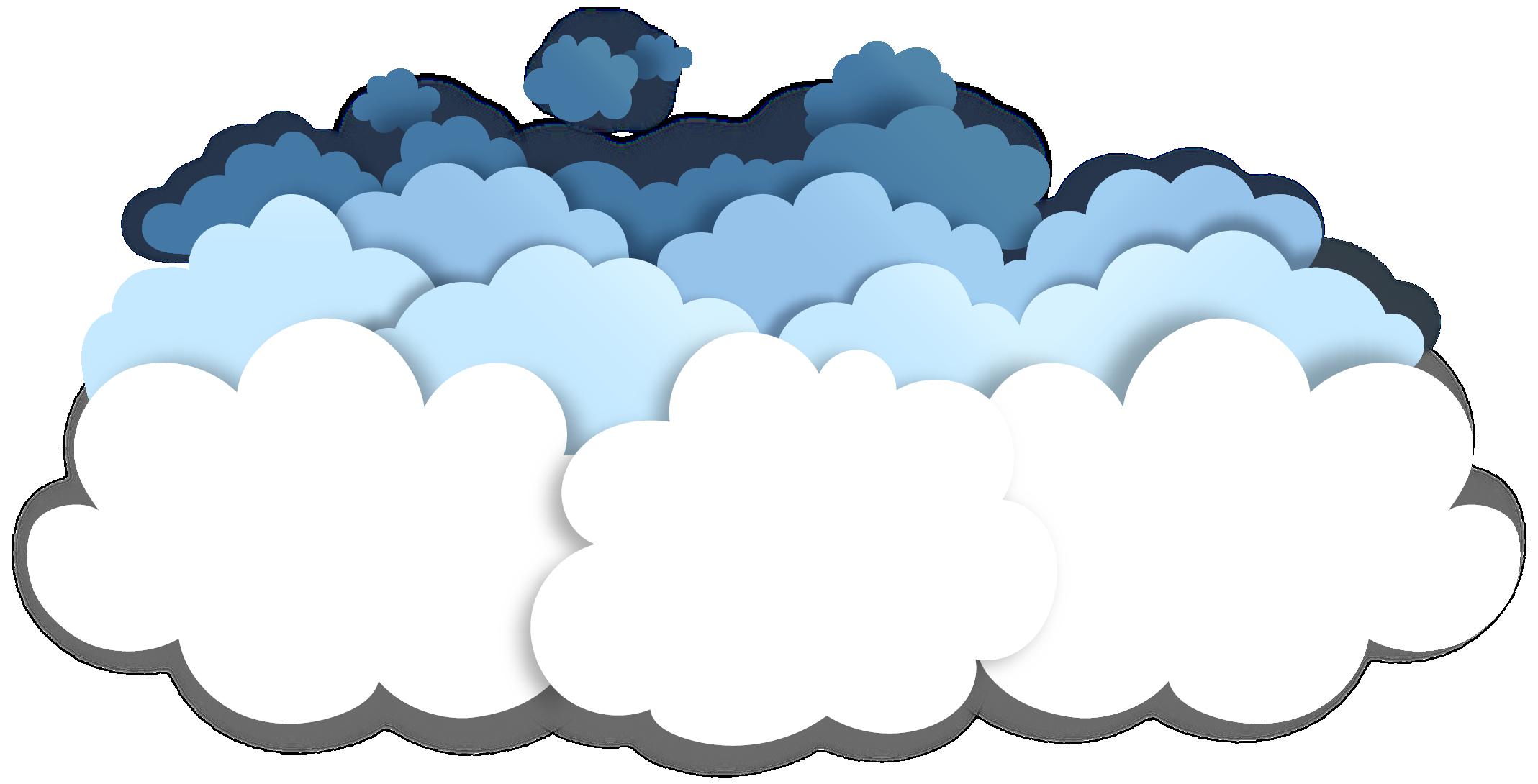 Clouds vector png. Papercutting cloud paper cutting