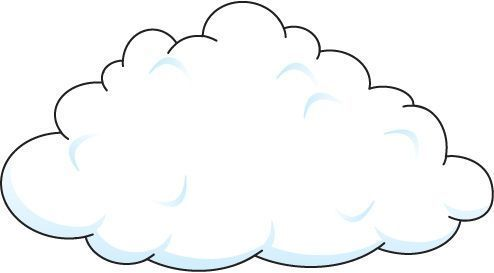 Image result for collection. Cloudy clipart