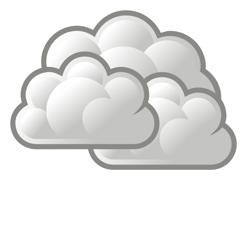 Outside clipart cloudy sky. Its
