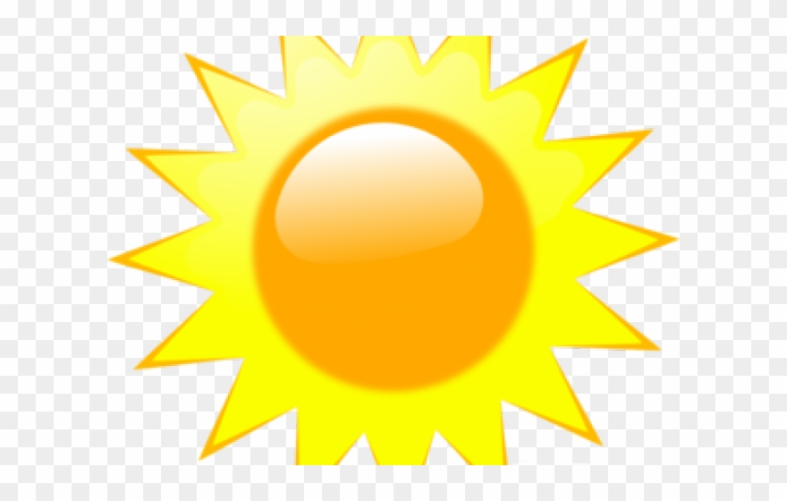 Weather sun of nepal. Cloudy clipart animated