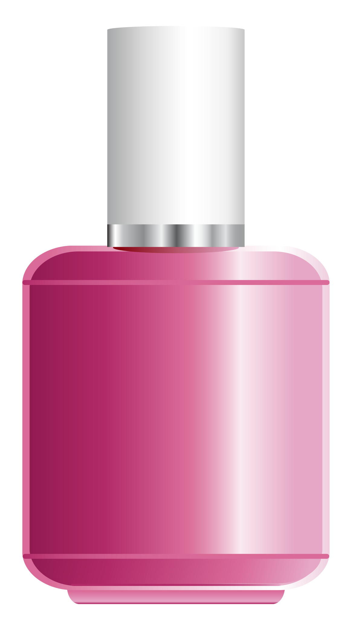 Pink polish png picture. Nails clipart cute nail