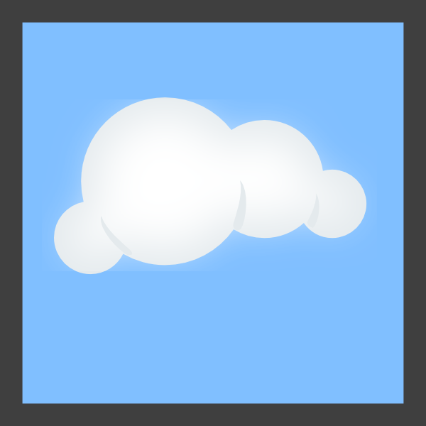 Sunny clipart background. Clouds blue free collection