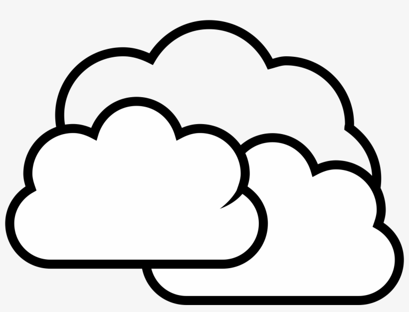 Cloudy clipart animated. Drawn cloud png cartoon