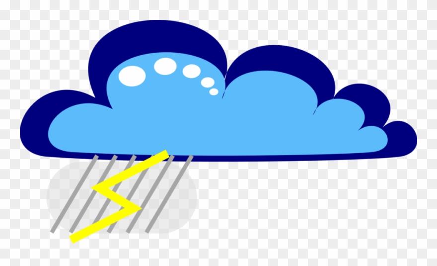 Cloudy clipart awan. Drakoon thunder cloud png