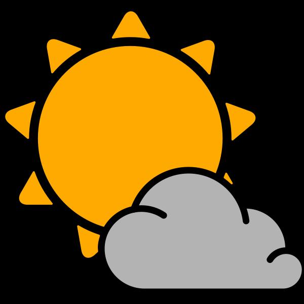 sunny clipart scene sunny #144764844
