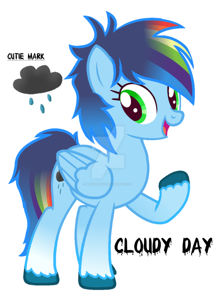 Cloudy clipart cloudy day. Mlp next gen of