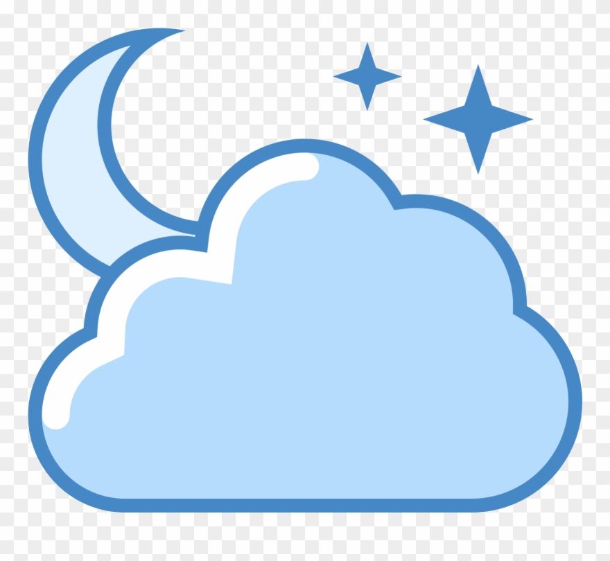 Cloudy clipart cold cloud. Free weather icons but