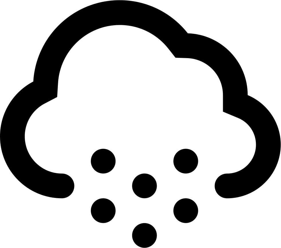 Cold hail falling of. Windy clipart fog cloud