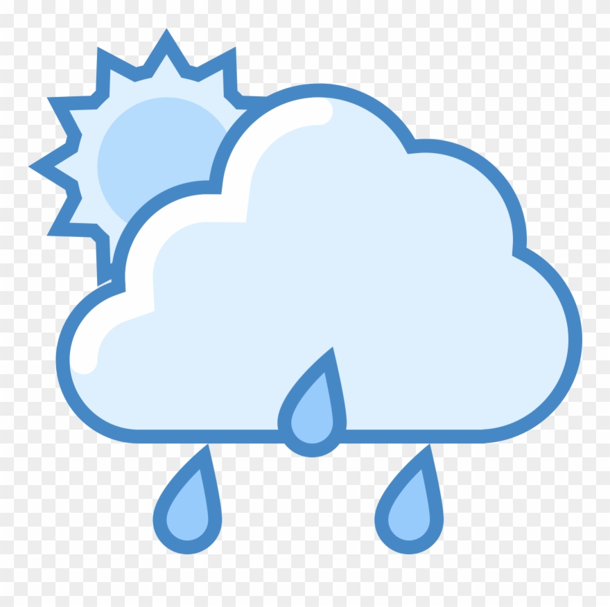 Weather but partly icons. Cloudy clipart cold cloud
