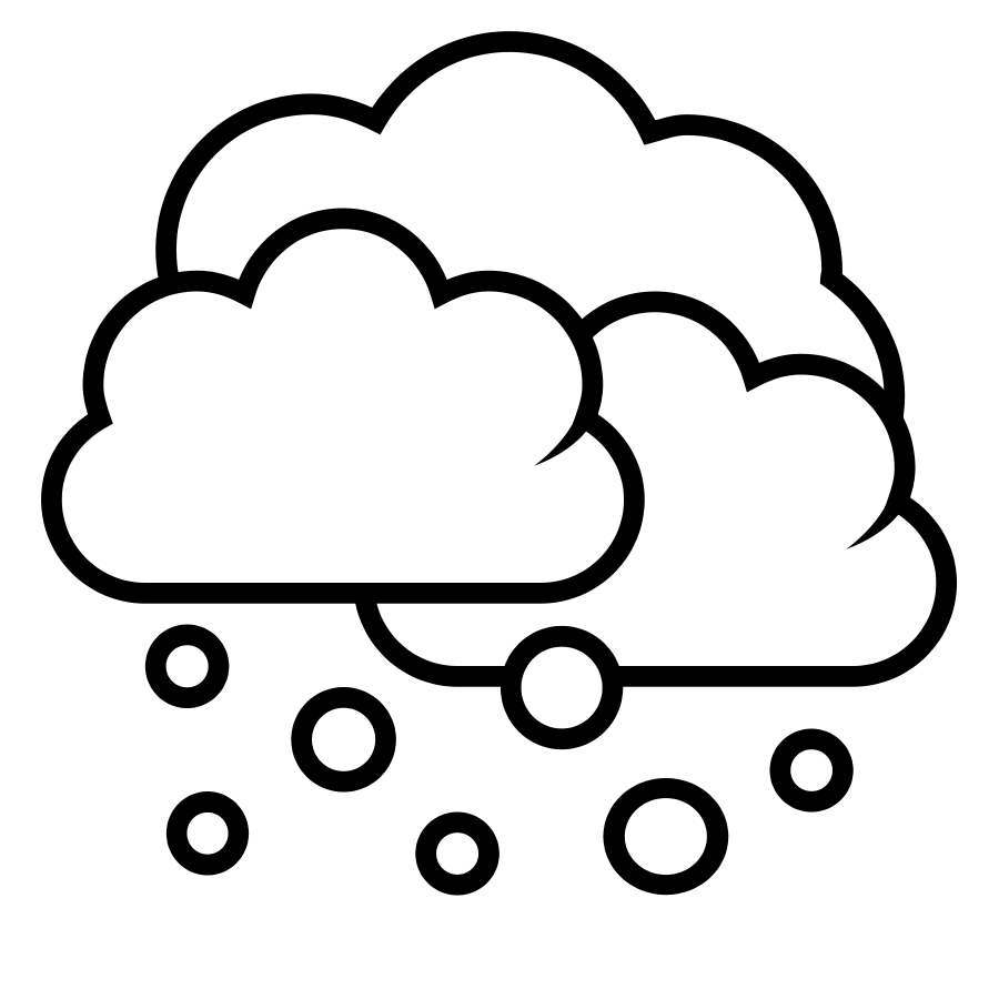 Free black and white. Hurricane clipart windy storm