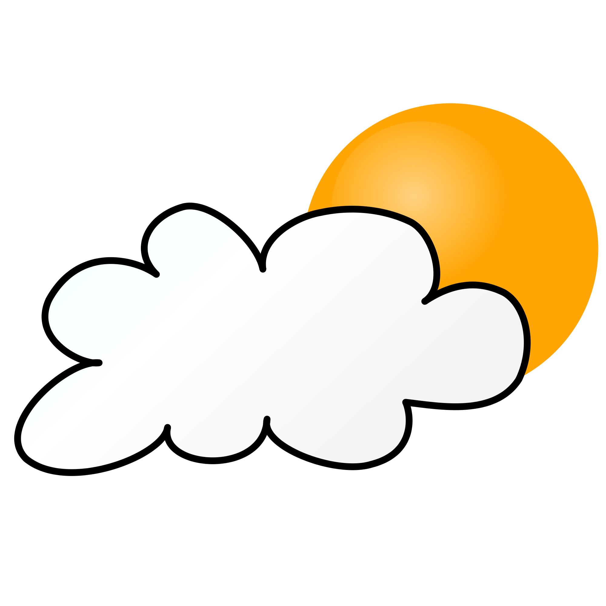 Cloudy clipart fine weather. File svg wikimedia commons