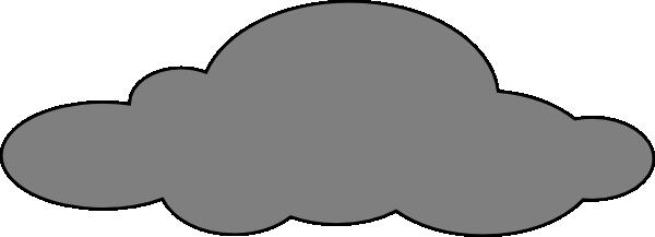 Cloudy clipart grey clouds. Cartoon rain free download