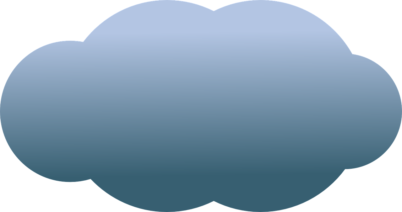 Cloudy clipart grey clouds. Cloud weather fog misty