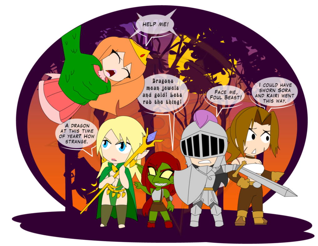 Cloudy clipart halloween. Costume shenanigans by dragon