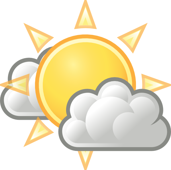 Weather few clouds clip. Windy clipart heavy wind