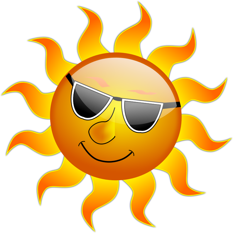 Hot and humid png. Heat clipart humidity