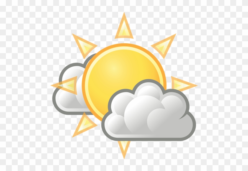 Sunny partly free transparent. Cloudy clipart mainly