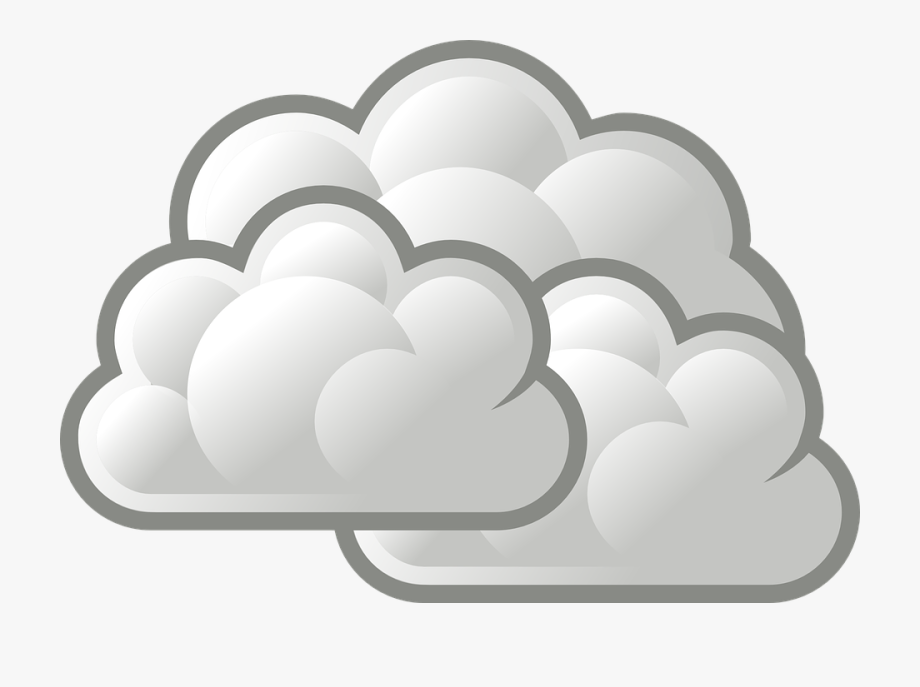 Cloudy clipart mild weather. Cartoon cliparts