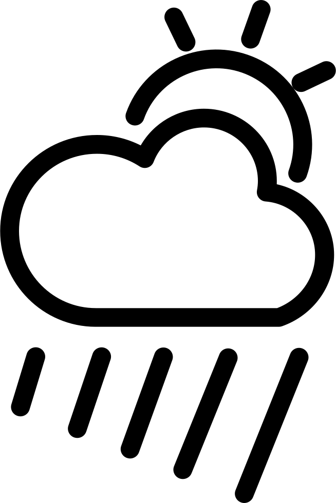 Fog clipart windy symbol. Cloudy rainy day weather