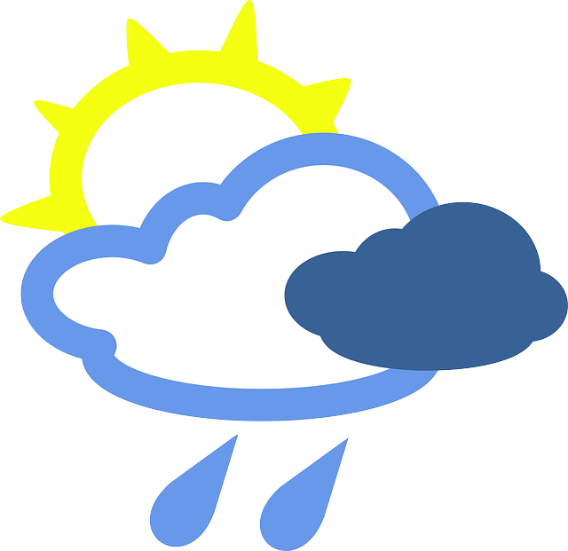 Sunny clipart rainy day. Fun on a summer