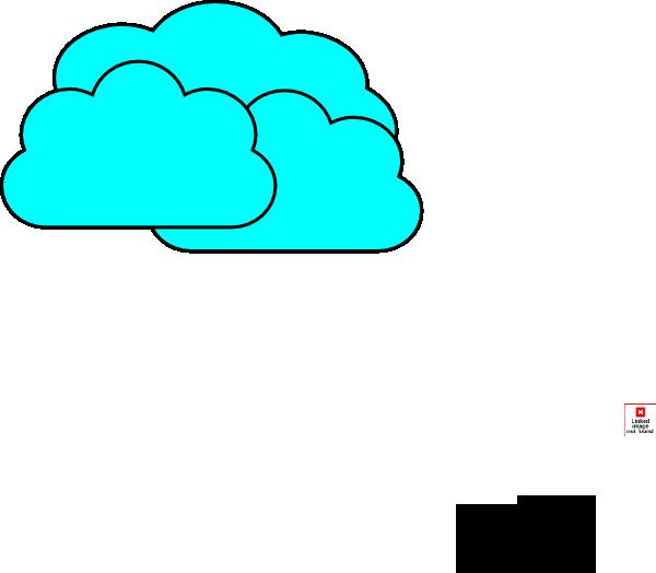 Cloudy clipart season. Green clip art at