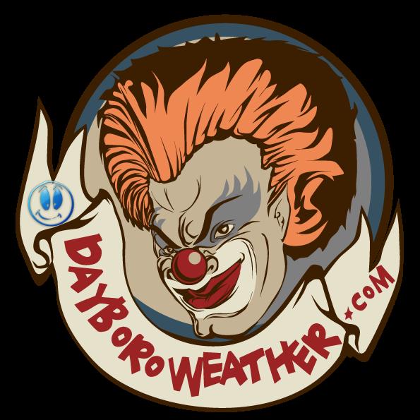 Dayboro rain balance. Cloudy clipart weather forecast