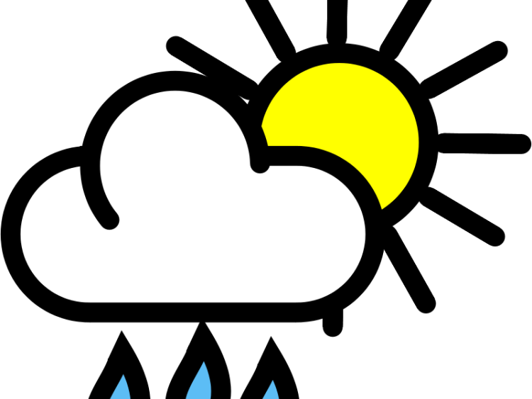 Cloudy clipart weather forecast. Met eireann for the