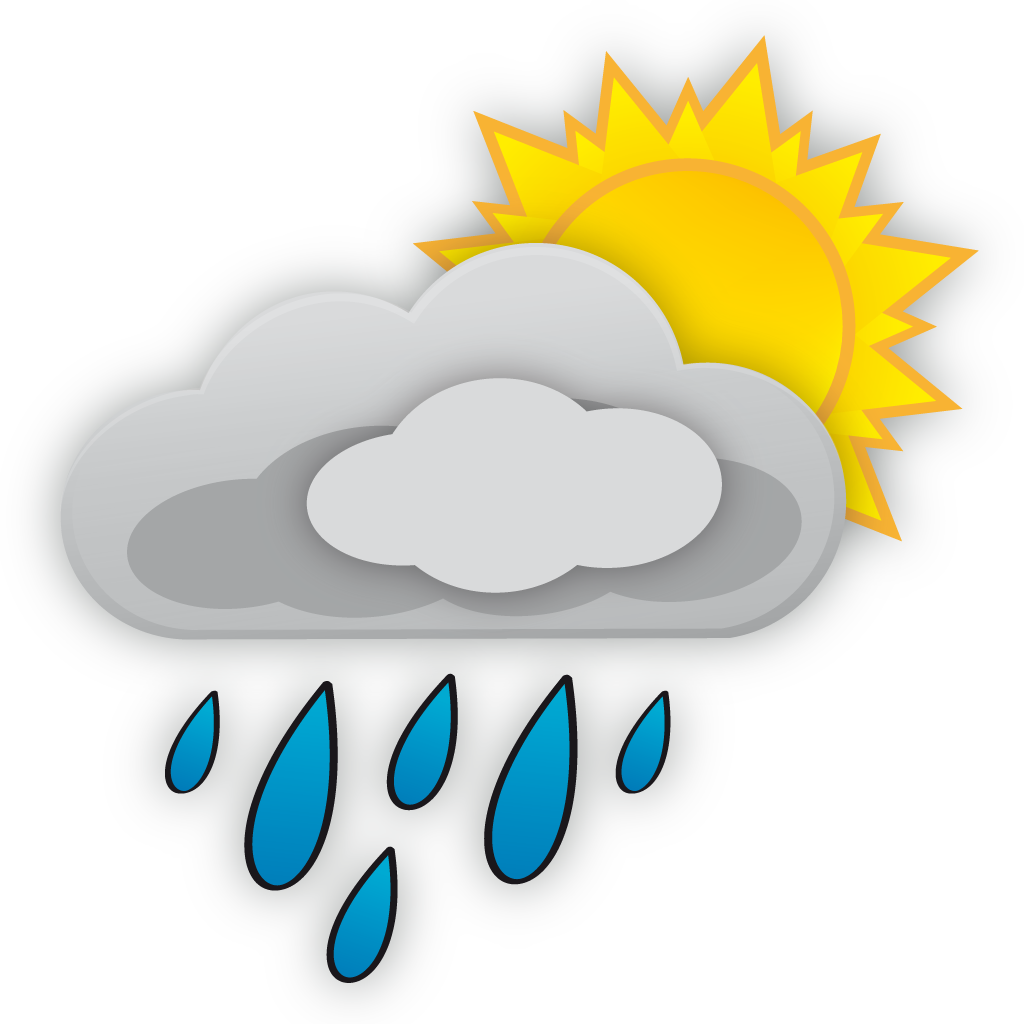 Cloudy clipart weather nice. Hilversum meteoplaza com showers