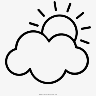 Image of clip art. Cloudy clipart white thing