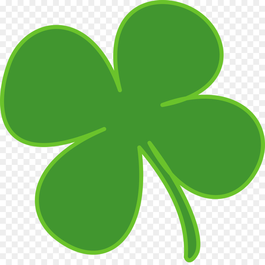 Clover clipart. Ireland shamrock saint patricks