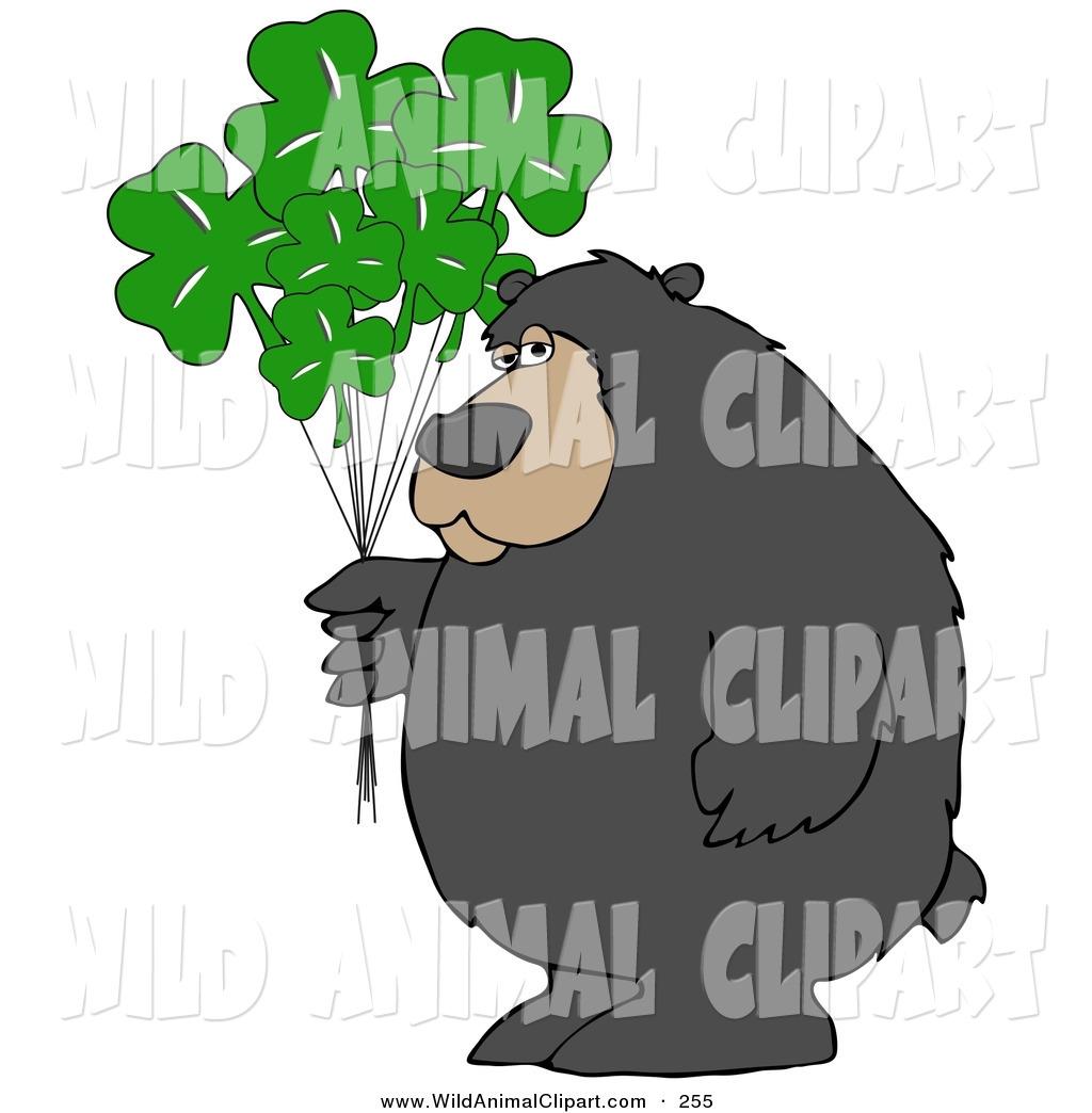Clover clipart bunch. Clip art of a