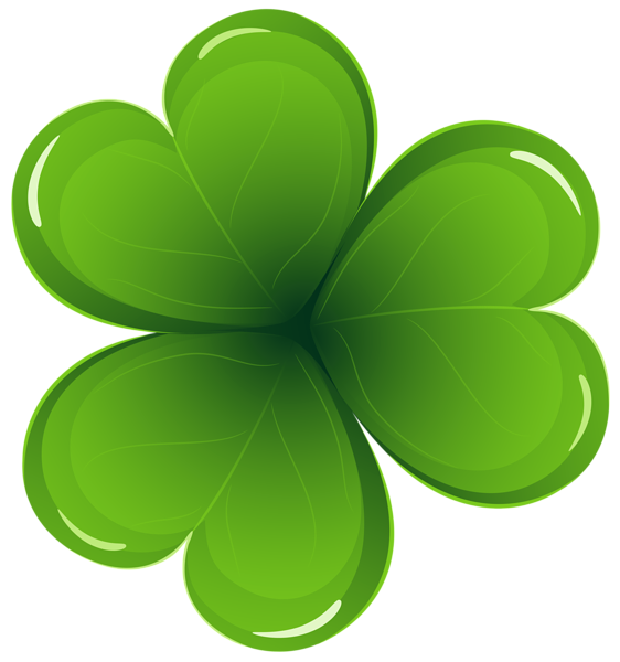 Clover clipart clear background.  collection of png