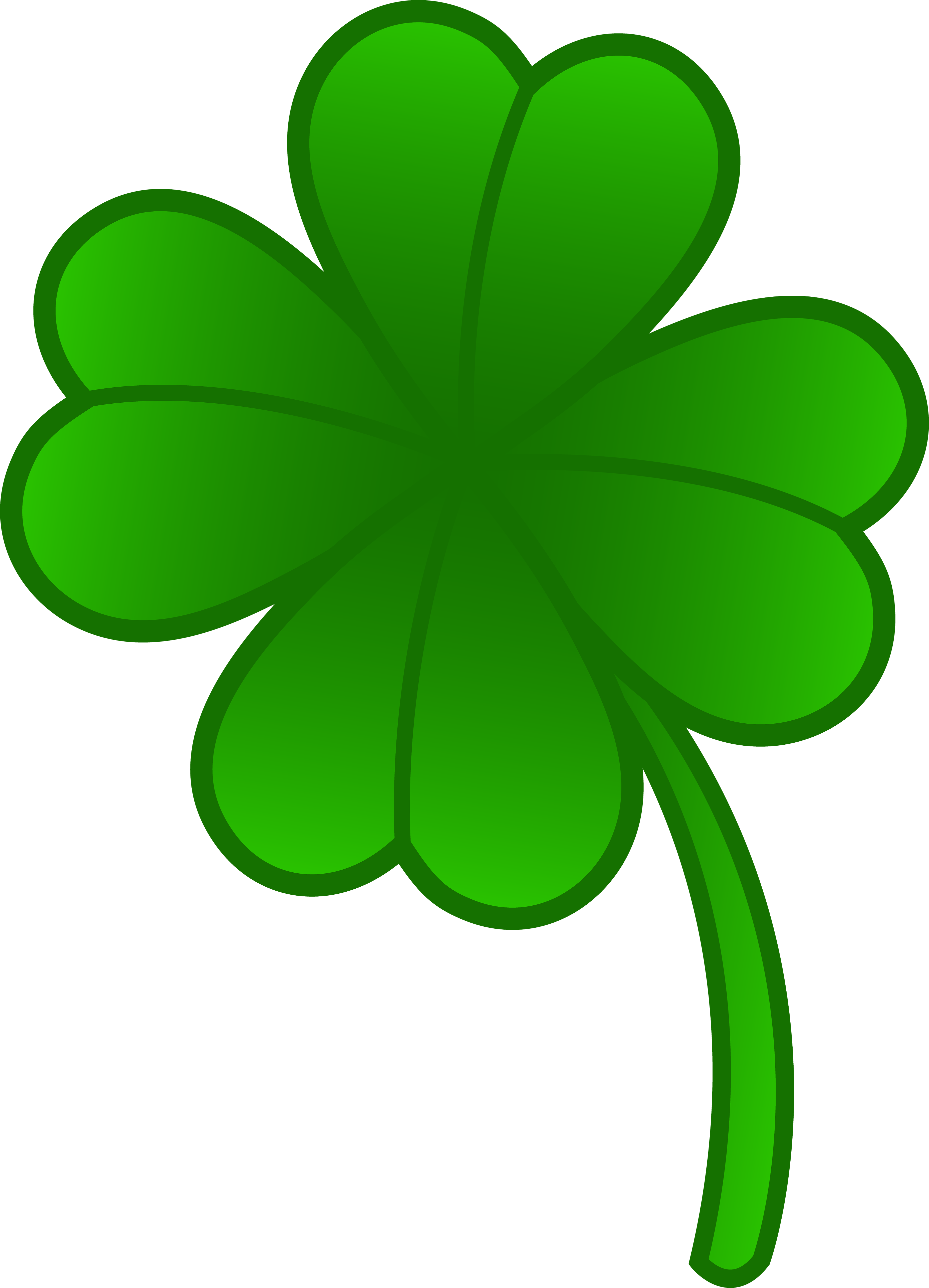 Clover clipart clear background. Png icon web icons