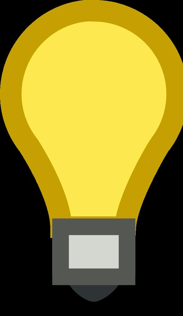 lightbulb clipart realization