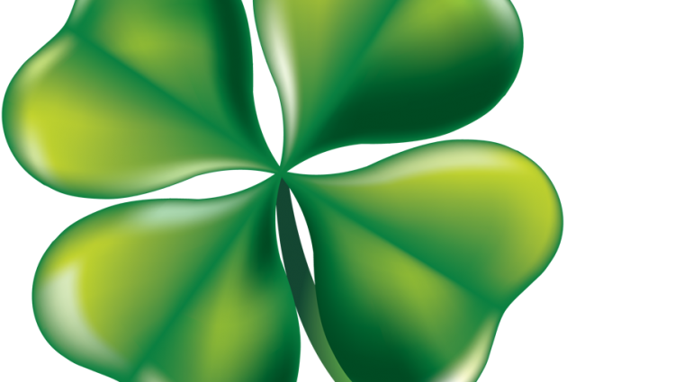 Clover clipart glitter.  leaf pictures four