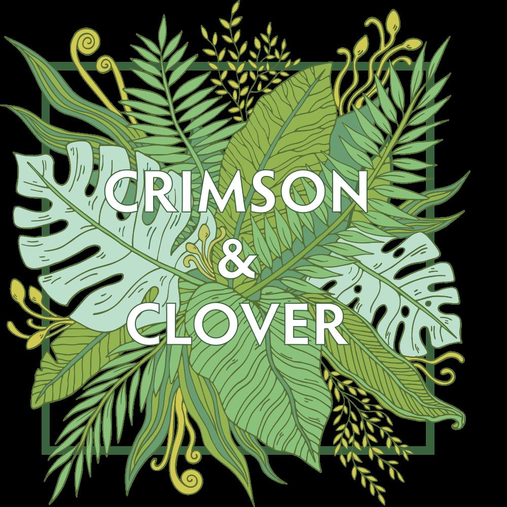 Clover clipart glitter. Applause crimson designs