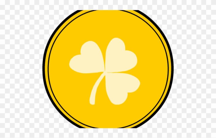 Clover clipart gold clover. Coin central la pastora
