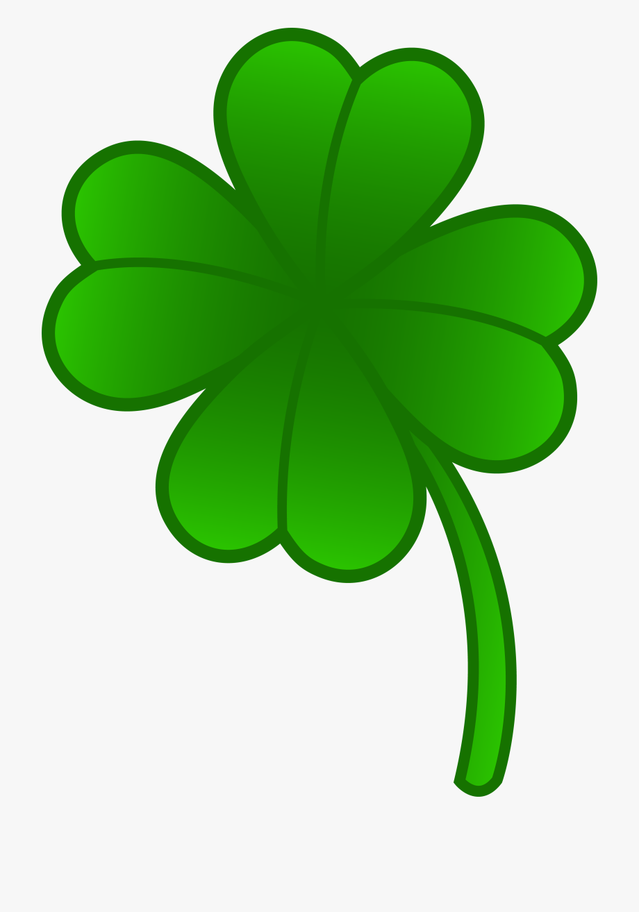 Clover clipart green. Four leaf cliparts